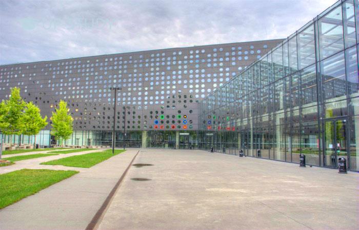 Політехнічний університет, Вроцлав