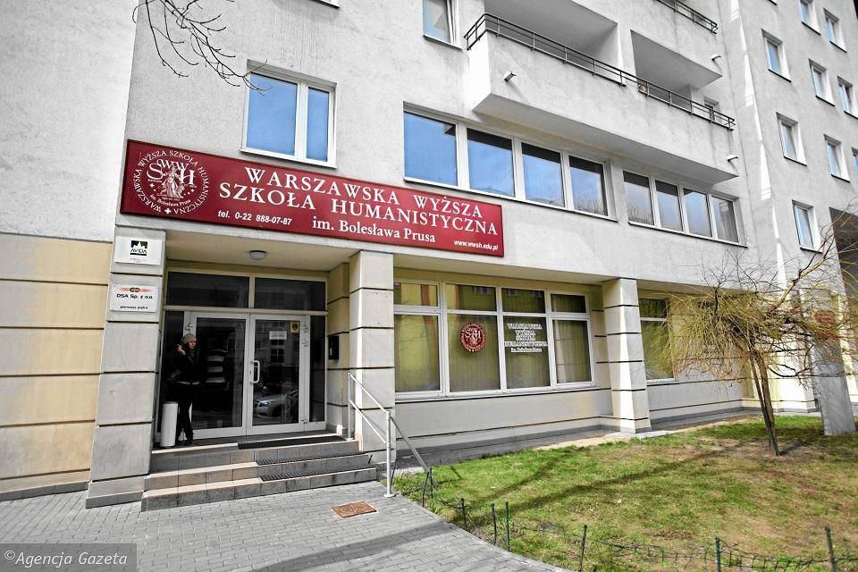 Вища школа гуманітарних наук ім. Б. Пруса